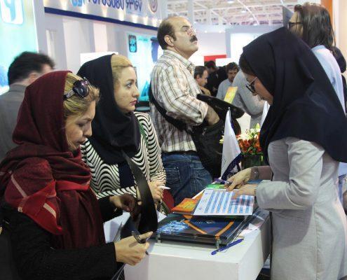 غرفه3-495x400 حضور شرکت فراز فنون در هجدهمین نمایشگاه بینالمللی تلکام