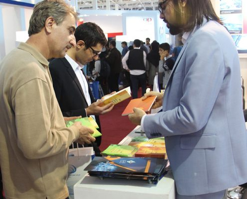 غرفه6-495x400 حضور شرکت فراز فنون در هجدهمین نمایشگاه بینالمللی تلکام