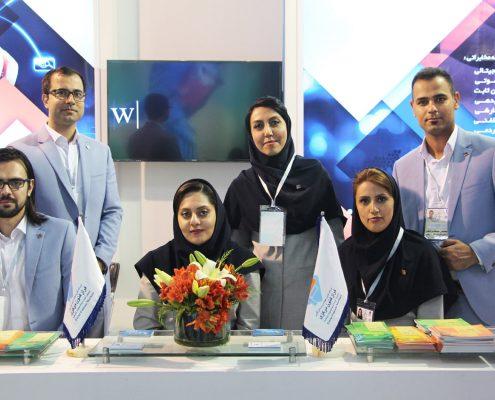 پرسنل1-495x400 حضور شرکت فراز فنون در هجدهمین نمایشگاه بینالمللی تلکام