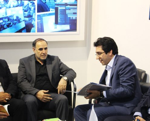 1-495x400 حضور شرکت فراز فنون در هجدهمین نمایشگاه بینالمللی تلکام